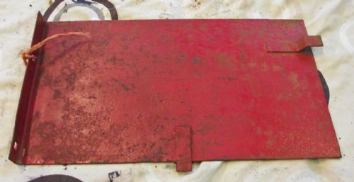 Tractor Body Panel